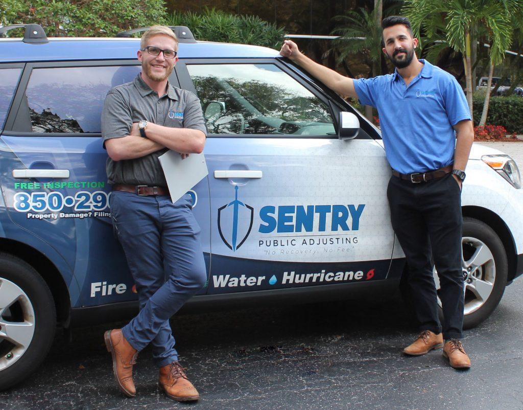 Sentry Public Adjusting staff