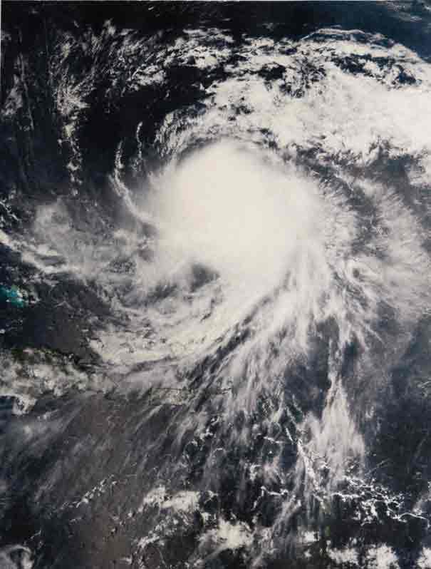 Hurricane Geo Image